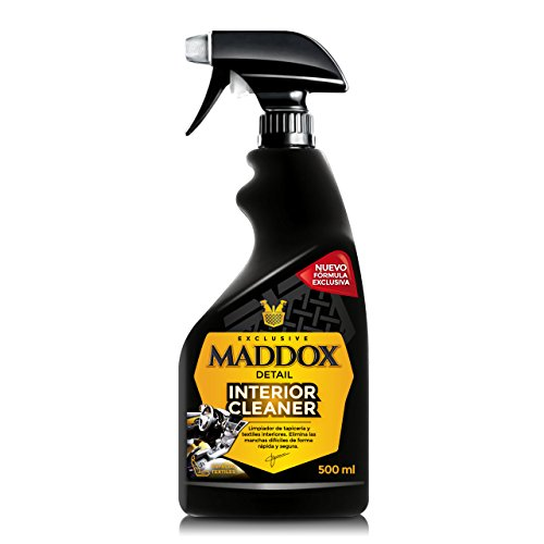 Maddox Detail - Interior Cleaner - Limpia Tapicerias Coche Profesional (500 ml)
